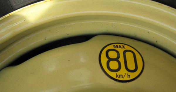 Noträder sind zumeist nur bis 80 km/h zulässig.