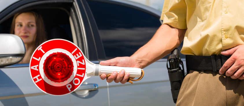 Alkohol am Steuer kann den Führerschein kosten