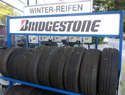 Reifenhersteller Bridgestone