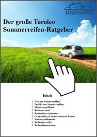 Sommerreifen Ratgeber Ebook