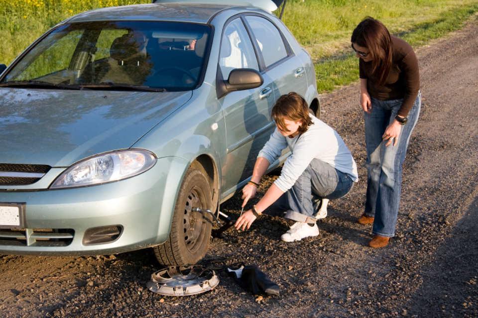 Sommerreifenratgeber: Reifenwechsel