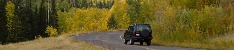 Gute Fahrt - SUV Sommerreifentest 2014