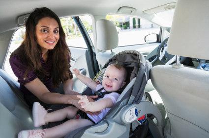 Testberichte für Kindersitze