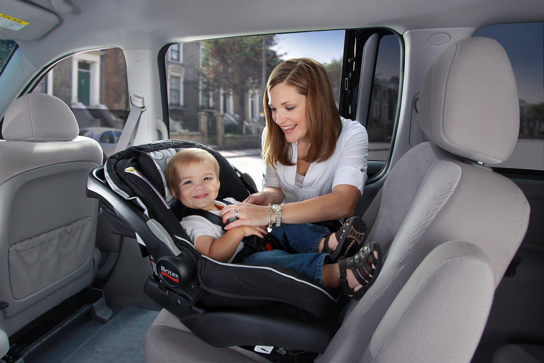 Kindersitze – Vier Dinge, die sie vor dem Kauf wissen müssen