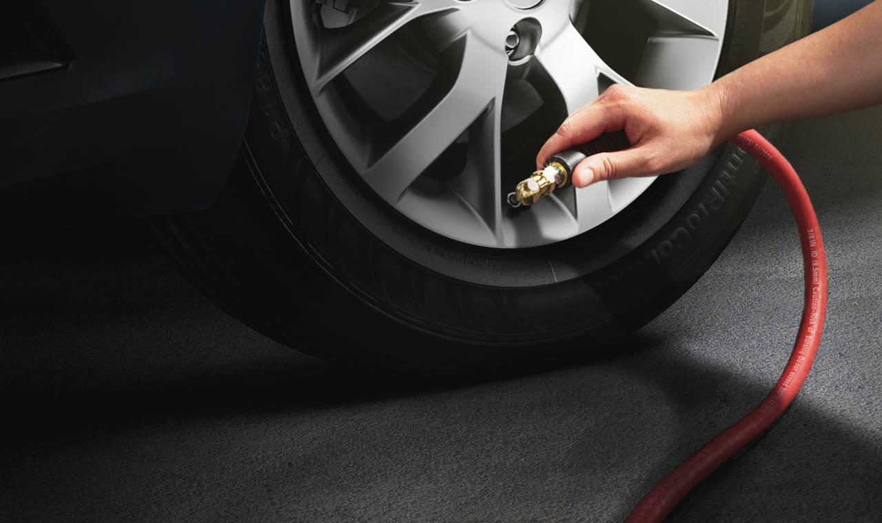 Reifenluftdruck – Das müssen Sie wissen