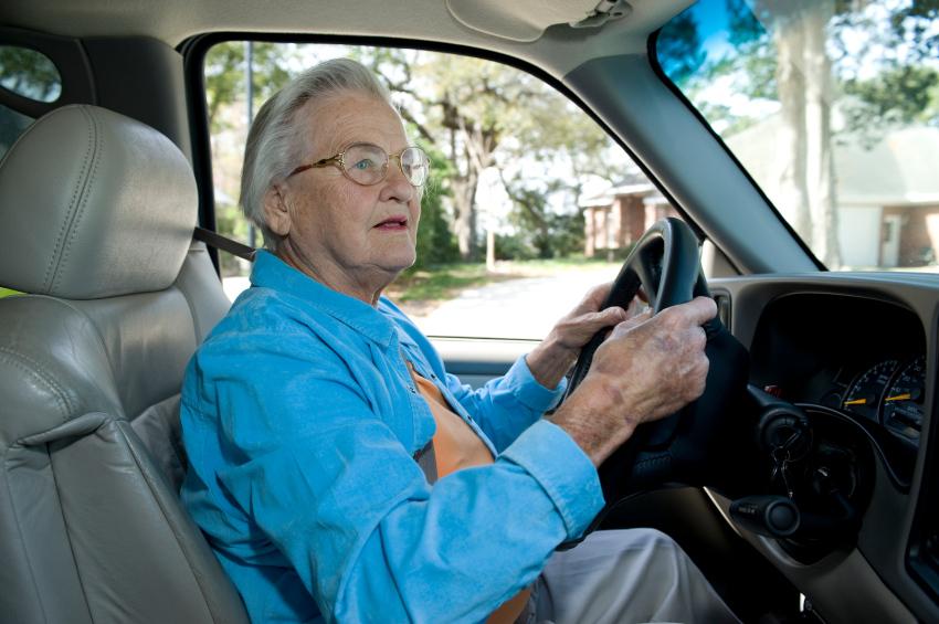 Biometrisches Lenkrad schützt Autofahrer mit Herzerkrankungen