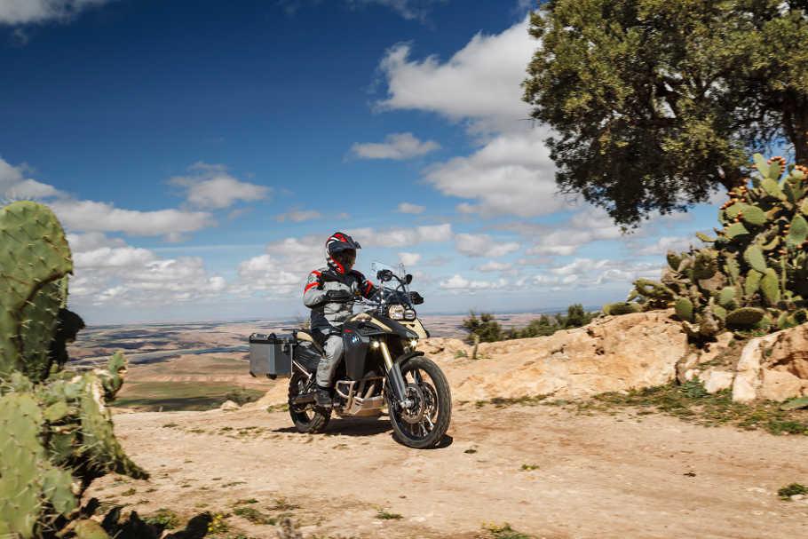 BMW F 800 GS Adventure: Weltreise-Enduro mit Offroadkompetenz