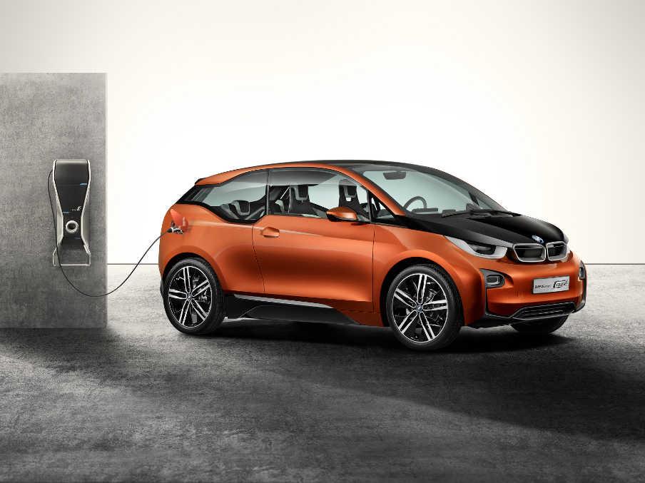 BMW i3: Fahrtests vor dem Verkaufsstart