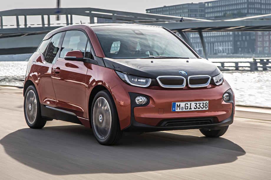 BMW i3 geht zum Preis von 34.950 Euro in den Verkauf