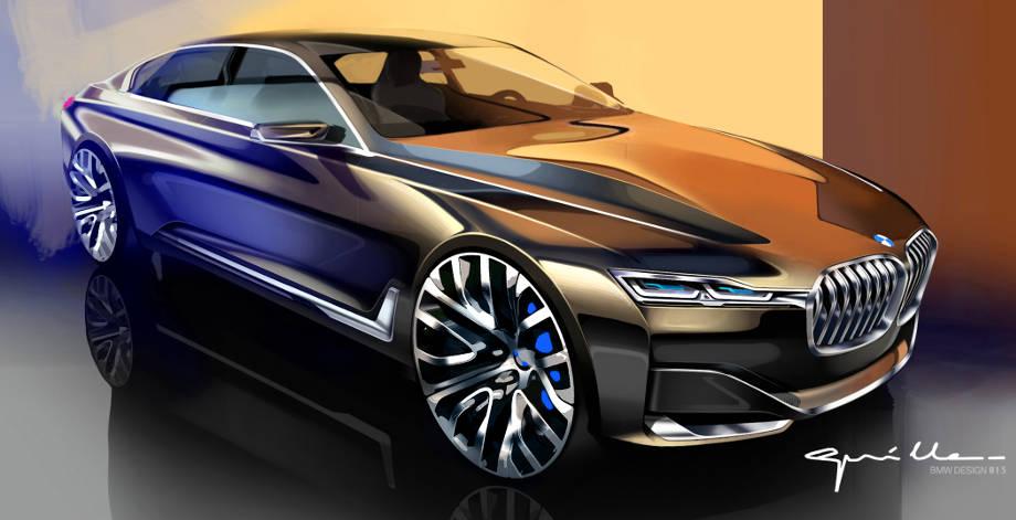 Der BMW Vision Future Luxury auf der Auto China 2014: Wieviel von diesem Luxustraum wird wahr werden?