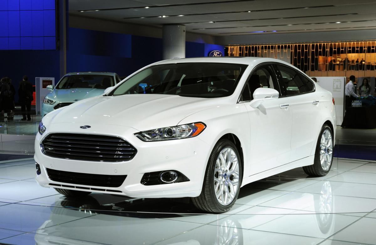 """Ford Fusion: Verkaufsstart des """"Green Car of the Year 2013"""" verschoben"""