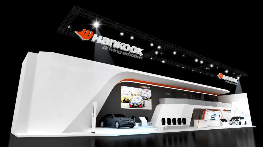 Mercedes-Reifen auf der IAA: Hankook rüstet die neue S-Klasse aus