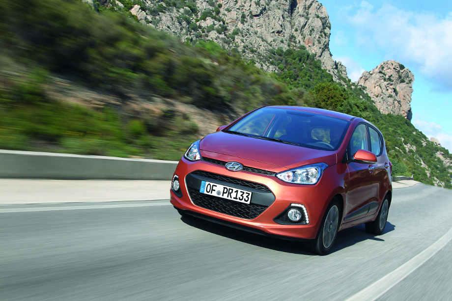 Marktstart des Hyundai i10: Ein Kleiner will groß raus