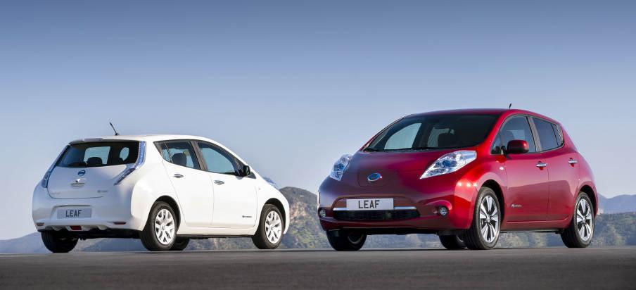 Neuer Nissan Leaf: Elektropionier in zweiter Generation