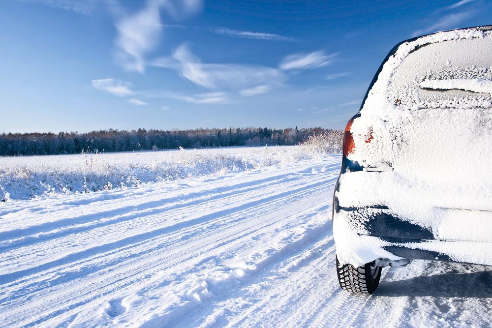 Machen Sie jetzt ihr Auto winterfest