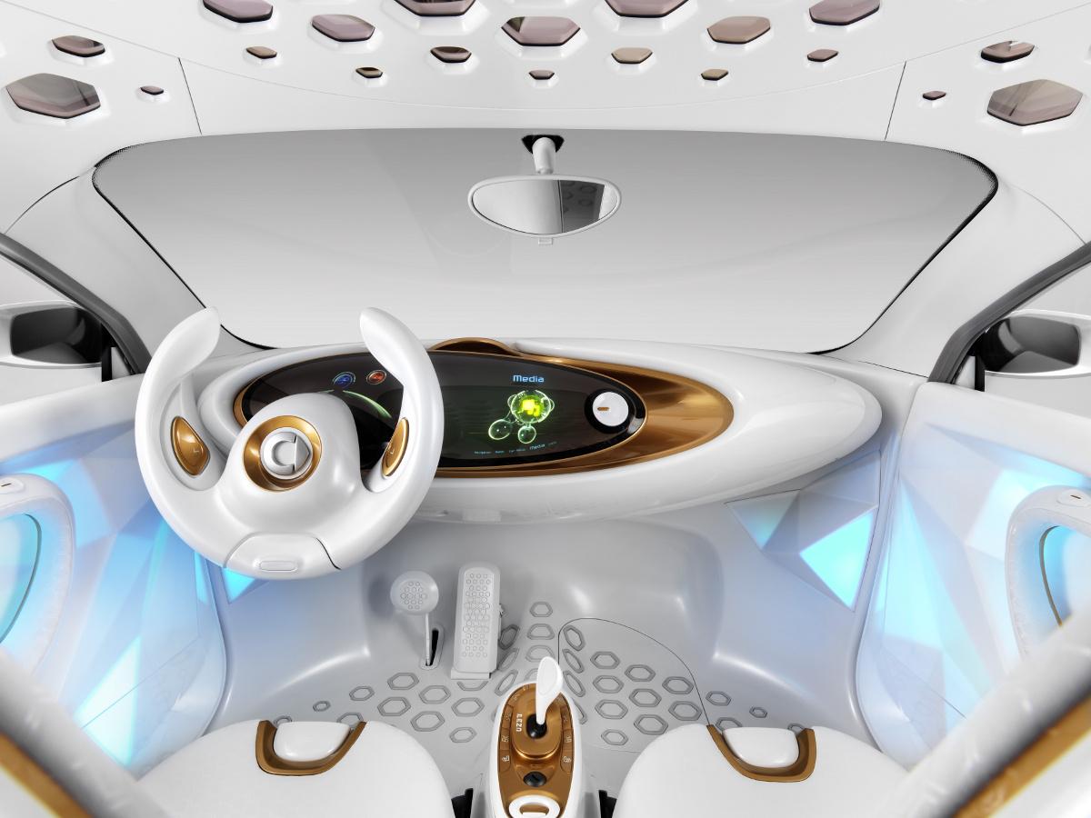 "Der neue Smart Fortwo heißt ""Forvision"""