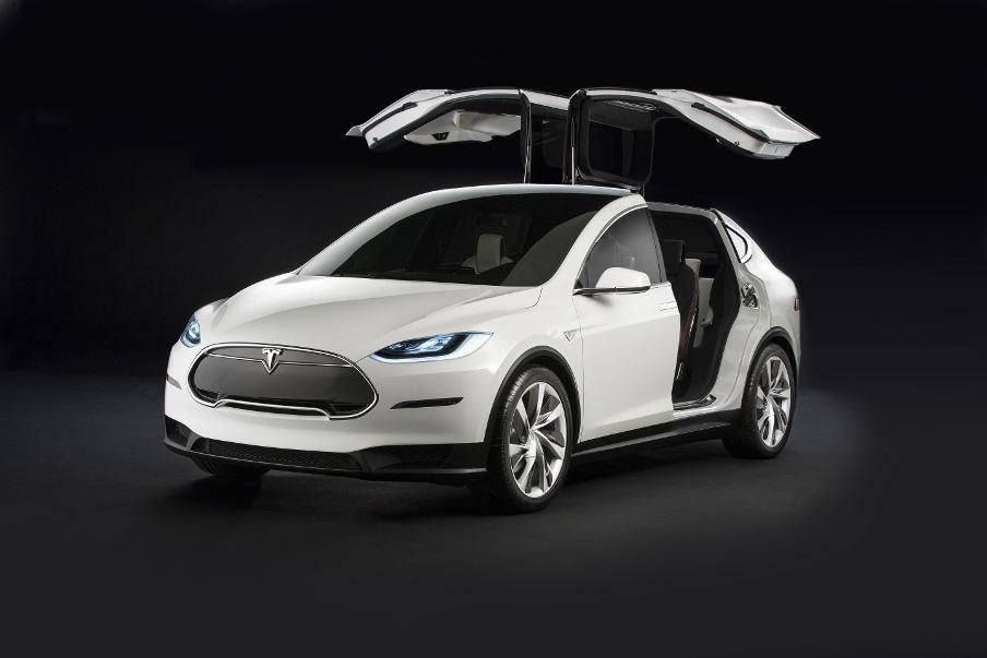 Premiere bei Tesla: Nach Model S kommt jetzt die X-Generation