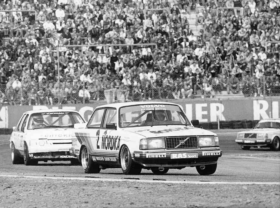"""""""Volvo am Limit"""": Schwedische Motorsportgeschichte auf der Techno Classica"""