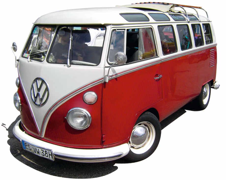 VW Bulli geht in den Ruhestand