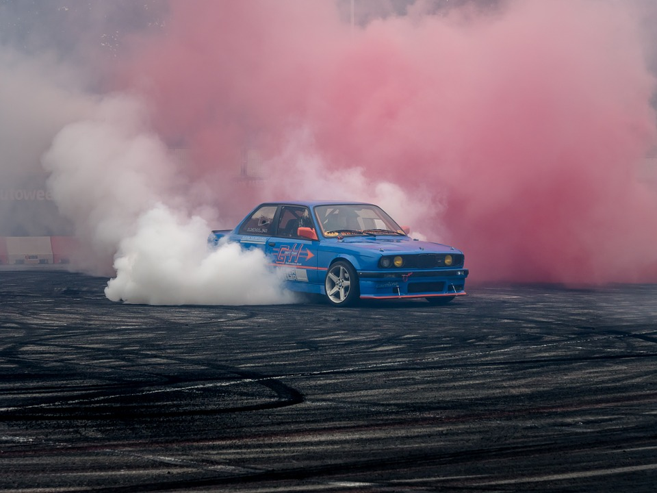 Drifting tyres - all you would like to know