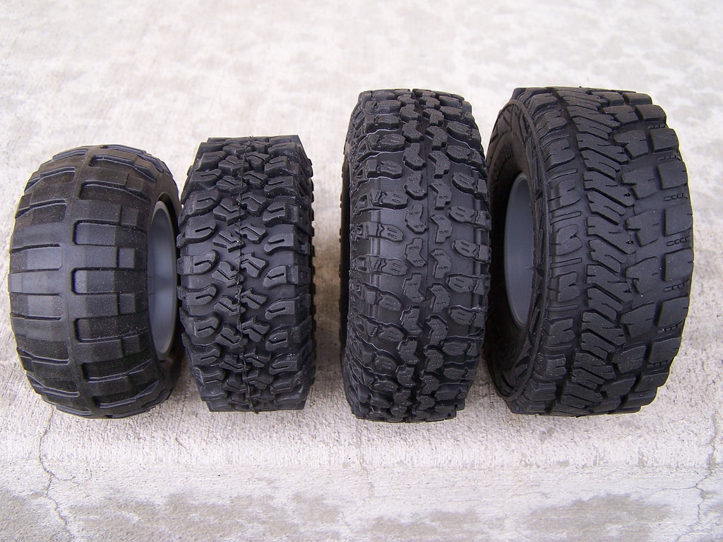 Choosing and buying new tyres