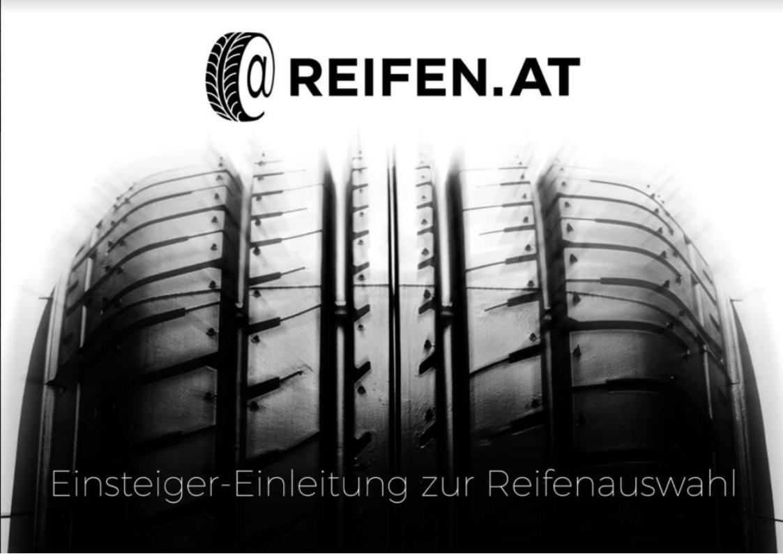 Anfänger Leitfaden für die Reifenwahl