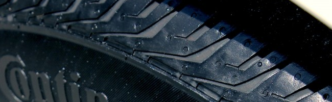 What do markings on tires mean?