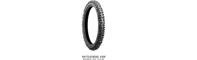 Bridgestone - Battlecross x30 - x40