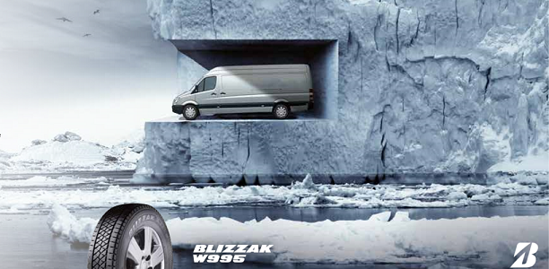 Blizzak Bridgestone Winter Tyres
