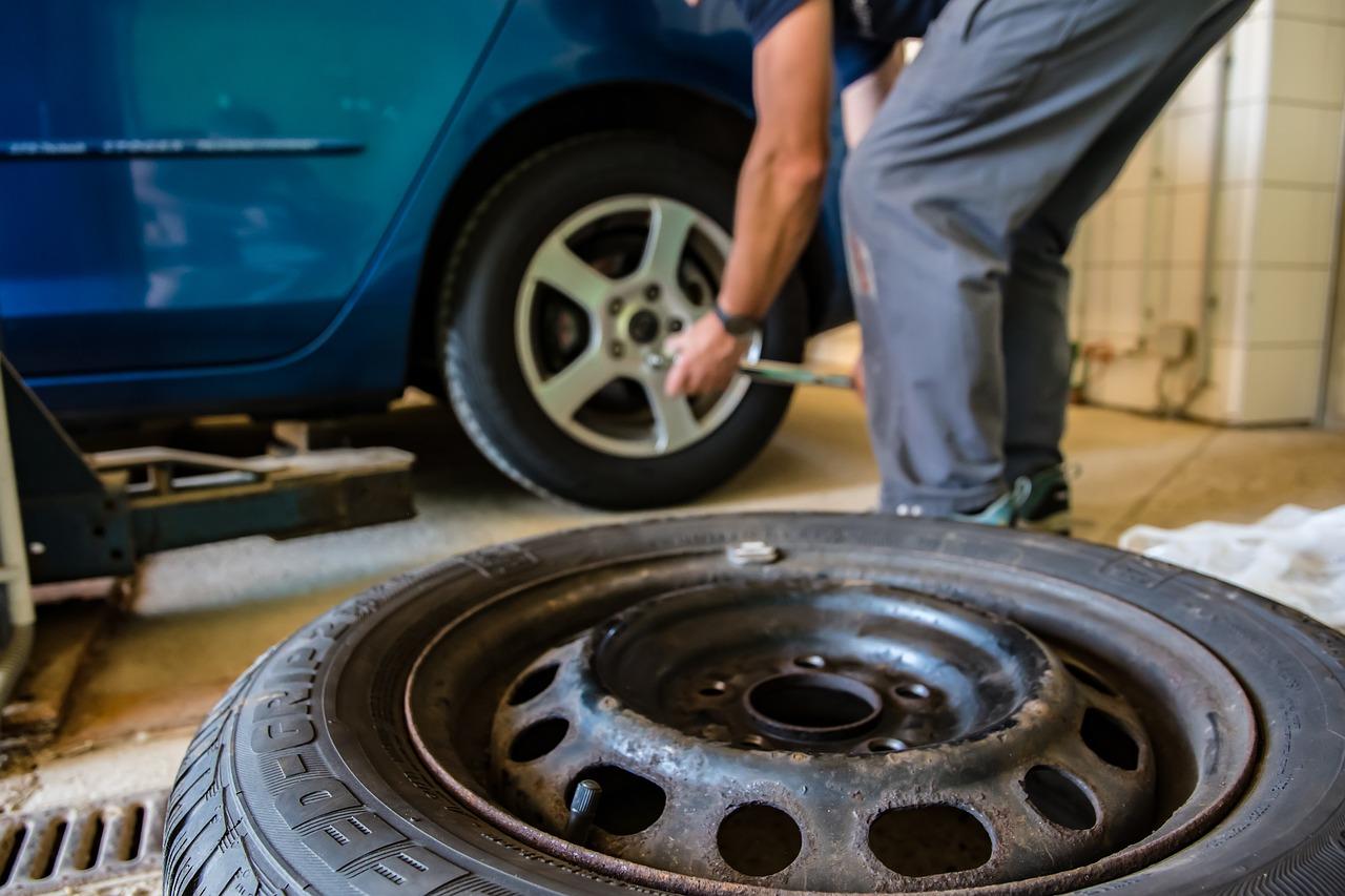 Information utile sur le changement de pneus