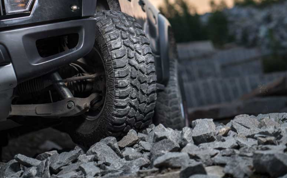 Nokian Rockproof - ultimate durability