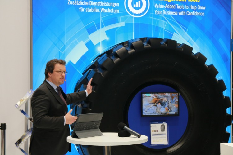 Goodyear announces $36M investment in Off-The-Road production
