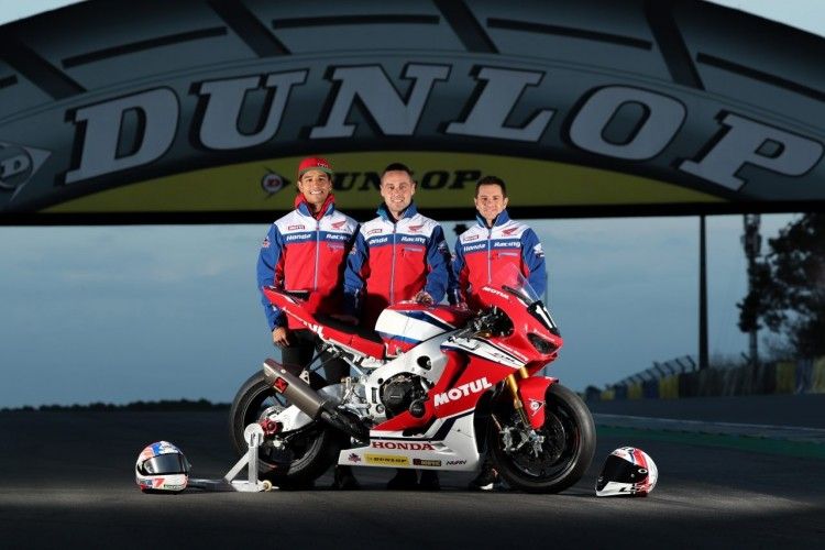 Dunlop gain knowledge from French Superbike victory