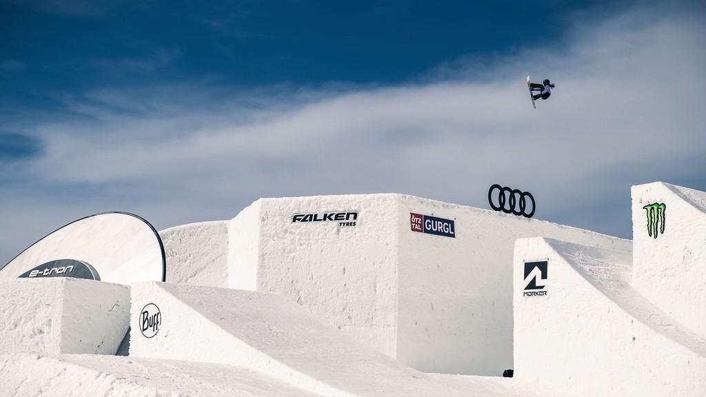 Falken is the Presenting Partner of Audi Nines in Sölden and Obergurgl-Hochgurgl