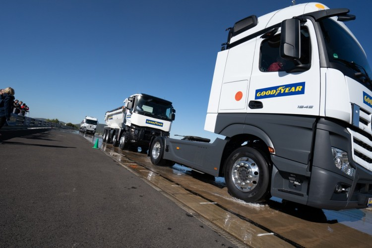 Goodyear launches latest on-road truck tyre addition to Goodyear Total Mobility