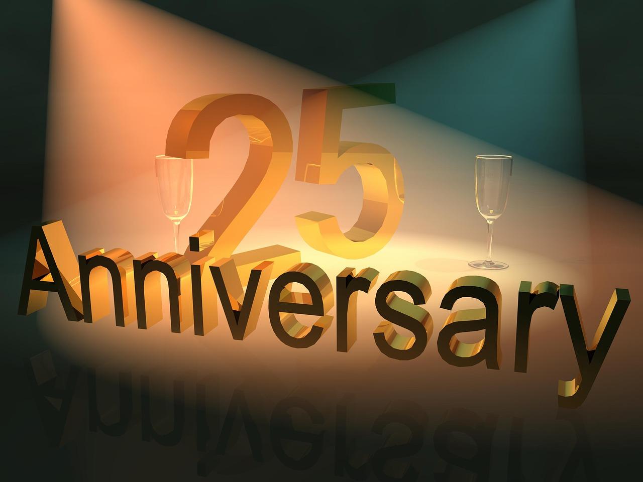 Pirelli's 25th anniversary of