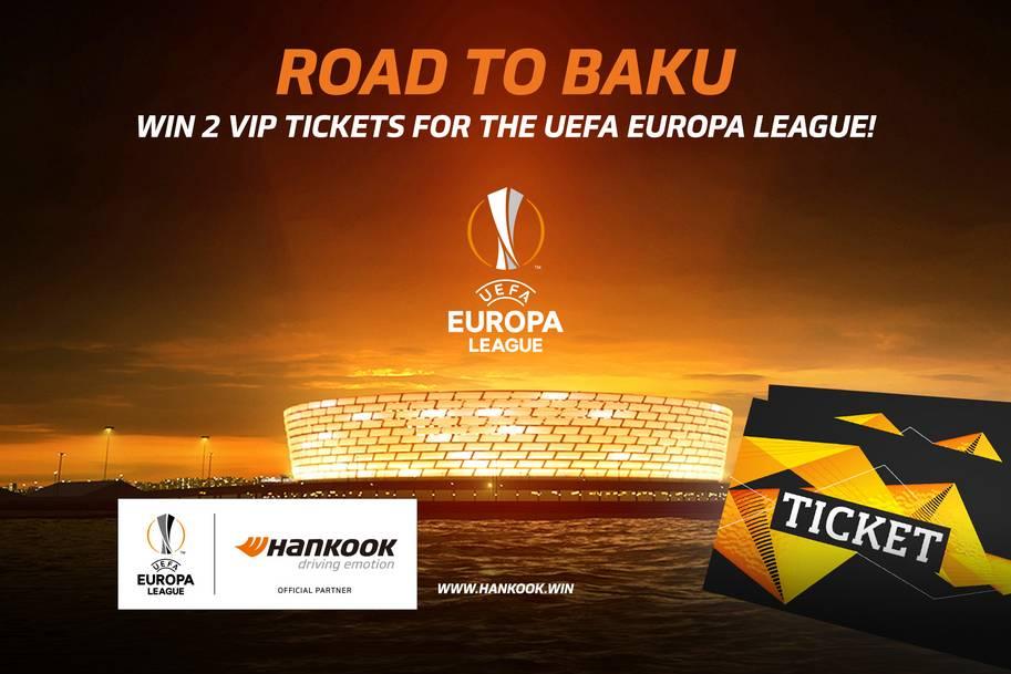 A Hankook ismét sikeresen bemutatta magát az UEFA Európa Liga hivatalos szponzoraként