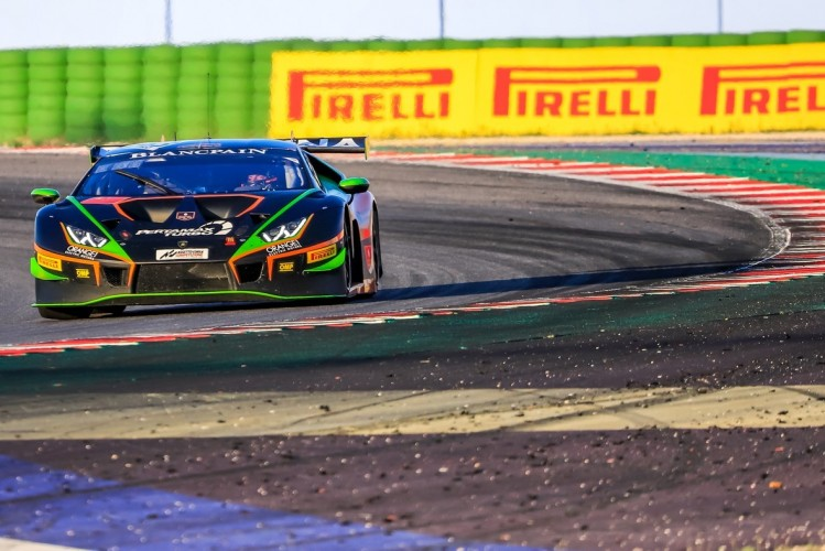 The 2nd round of the Blancpain GT Race took place on home ground for Pirelli