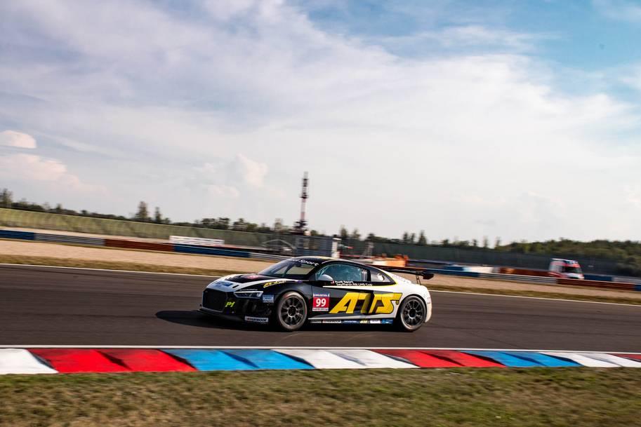 Der Audi Sport Seyffahrt R8 LMS Cup feierte vergangenes Wochenende am Lausitzring Halbzeit