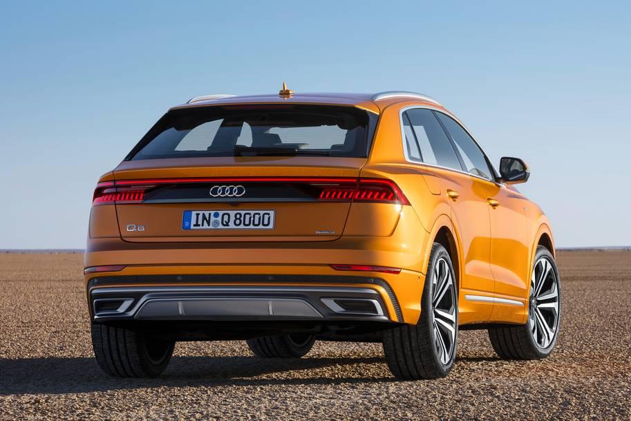 Шины Hankook в различных размерах подходят, среди прочего, и для Audi Q8