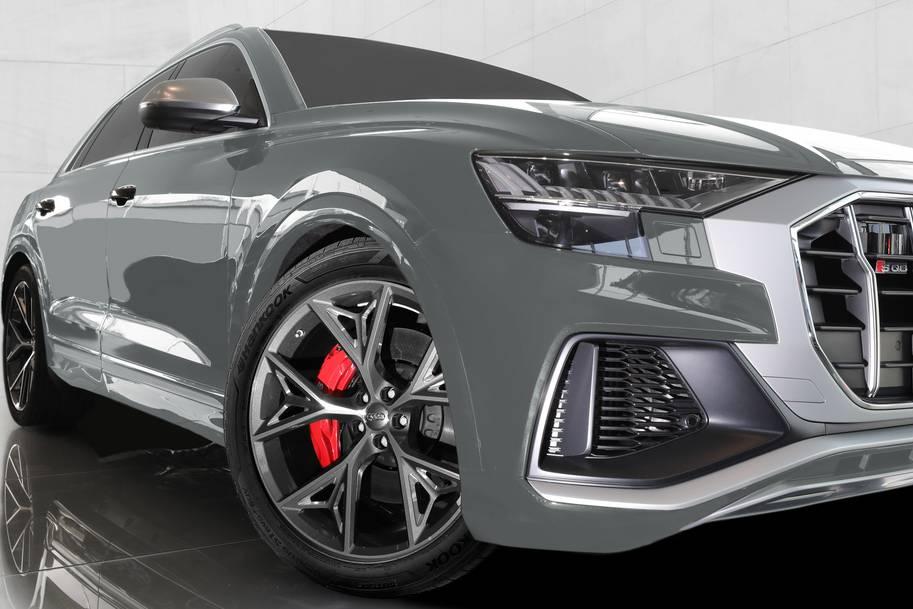 A Hankook most felszerel egy másik sportos modellt - az Audi SQ8 TDI-t