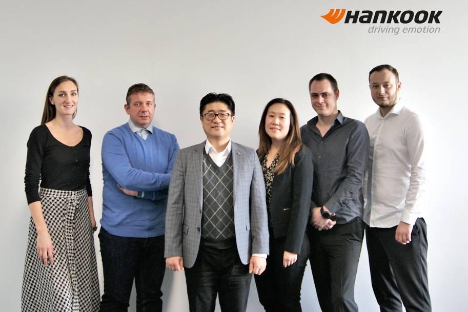 Hankook eröffnet in Wien-Schwechat neue Niederlassung für den AT und CH Markt