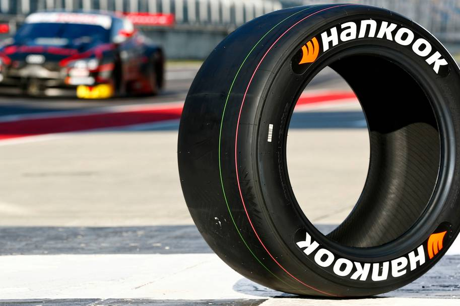 A Hankook szállítja az új DTM Trophy-ot a csúcskategóriás Ventus Race gumiabronccsal