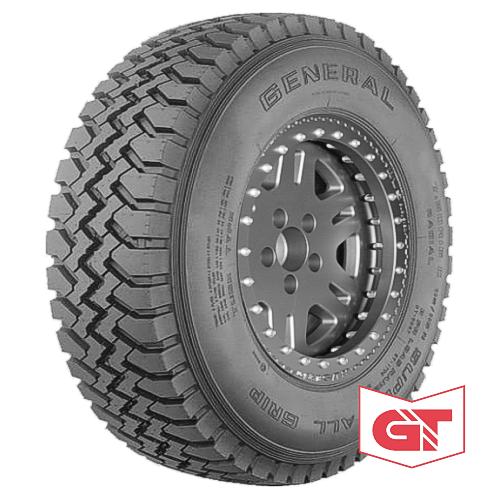 The General Grabber GT - handling, comfort, safety