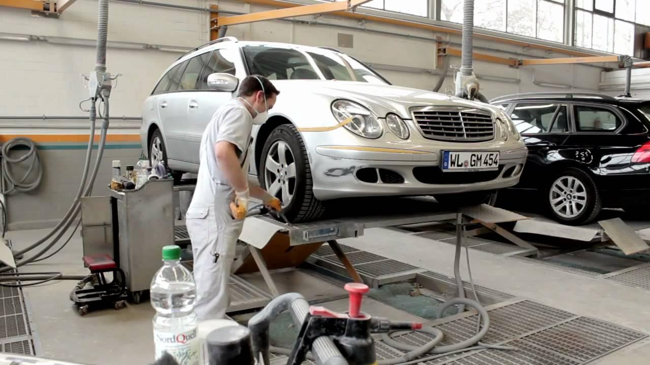 Smart Repair: Kleine Lackschäden günstig beseitigen | Reifen.de