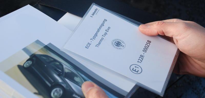 Woher bekomme ich die CoC-Papiere für mein Fahrzeug? - Beste Tipps | Reifen.de