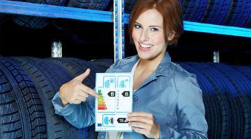 EU-Reifenlabel – Was sagt das Etikett aus?