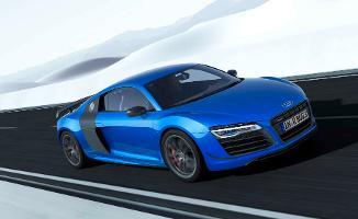 Audi R8 LMX stiehlt dem BMW i8 die Show