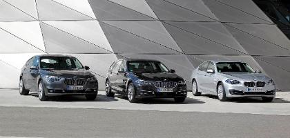 Die beliebtesten Automarken in Deutschland: BMW und Audi im ADAC Kundenbarometer 2013 vorn