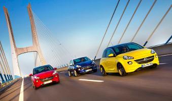 Deutschland hat abgestimmt: Die beliebtesten Autos 2014